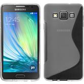 Silicone Case for Samsung Galaxy A3 S-Style transparent
