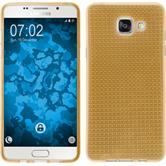 Silicone Case for Samsung Galaxy A5 (2016) A510 Iced gold