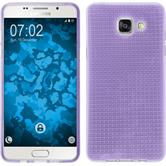 Silicone Case for Samsung Galaxy A5 (2016) A510 Iced purple