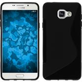 Silicone Case for Samsung Galaxy A5 (2016) S-Style black