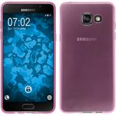 Silicone Case for Samsung Galaxy A5 (2016) transparent pink