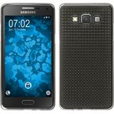 Silicone Case for Samsung Galaxy A5 (A500) Iced gray