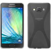 Silicone Case for Samsung Galaxy A5 X-Style transparent