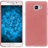 Silicone Case for Samsung Galaxy A7 (2016) A710 Iced pink