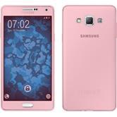 Silicone Case for Samsung Galaxy A7 (A700) 360° Fullbody pink