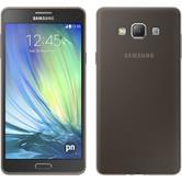 Silicone Case for Samsung Galaxy A7 Slimcase gray