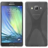 Silicone Case for Samsung Galaxy A7 X-Style transparent
