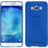 Silicone Case for Samsung Galaxy A8 (2015) X-Style blue