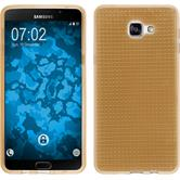Silicone Case for Samsung Galaxy A9 Iced gold