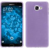 Silicone Case for Samsung Galaxy A9 Iced purple
