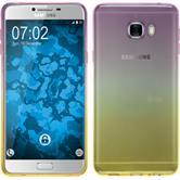 Silicone Case for Samsung Galaxy C7 Ombrè Design:05