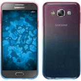 Silicone Case for Samsung Galaxy E7 Ombrè Design:06