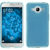 Silicone Case for Samsung Galaxy J2 (2016) Iced light blue