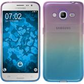 Silicone Case for Samsung Galaxy J2 (2016) Ombrè Design:04
