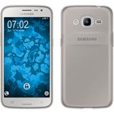 Silicone Case for Samsung Galaxy J2 (2016) Slimcase gray