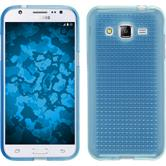 Silicone Case for Samsung Galaxy J2 Iced light blue