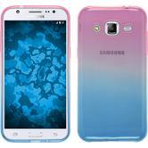Silicone Case for Samsung Galaxy J2 Ombrè Design:06