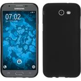 Silicone Case Galaxy J3 Emerge matt black