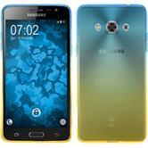 Silicone Case for Samsung Galaxy J3 Pro Ombrè Design:02