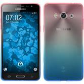 Silicone Case for Samsung Galaxy J3 Pro Ombrè Design:06