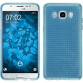 Silicone Case for Samsung Galaxy J5 (2016) J510 Iced light blue