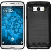 Silicone Case Galaxy J5 (2016) J510 Ultimate black