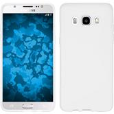 Silicone Case for Samsung Galaxy J5 (2016) S-Style white