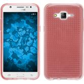 Silicone Case for Samsung Galaxy J5 (J500) Iced pink