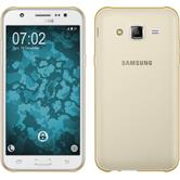 Silicone Case for Samsung Galaxy J5 (J500) 360° Fullbody gold