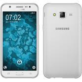 Silicone Case for Samsung Galaxy J5 (J500) 360° Fullbody gray