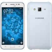 Silicone Case for Samsung Galaxy J5 (J500) 360° Fullbody light blue