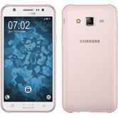 Silicone Case for Samsung Galaxy J5 (J500) 360° Fullbody pink