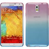 Silicone Case for Samsung Galaxy Note 3 Ombrè Design:06