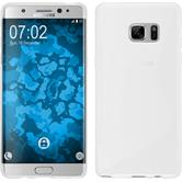 Silicone Case for Samsung Galaxy Note 7 S-Style white
