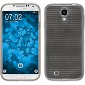 Silicone Case for Samsung Galaxy S4 Iced gray