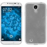 Silicone Case for Samsung Galaxy S4 Iced transparent