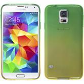 Silicone Case for Samsung Galaxy S5 Neo Ombrè Design:03