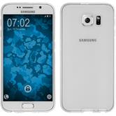 Silicone Case for Samsung Galaxy S6 360° Fullbody transparent