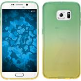 Silicone Case for Samsung Galaxy S6 Edge Ombrè Design:03
