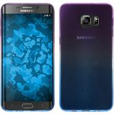 Silicone Case for Samsung Galaxy S6 Edge Plus Ombrè Design:04