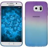 Silicone Case for Samsung Galaxy S6 Ombrè Design:04