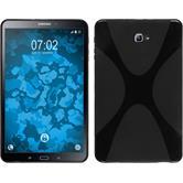 Silicone Case for Samsung Galaxy Tab A 10.1 (2016) X-Style black