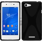 Silicone Case for Sony Xperia E3 X-Style black