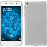 Silicone Case for Sony Xperia E5 crystal-case transparent