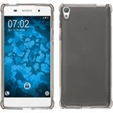 Silicone Case Xperia E5 ShockProof gray