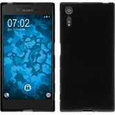 Silicone Case for Sony Xperia XZ matt black