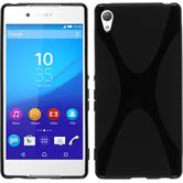 Silicone Case for Sony Xperia Z3+ X-Style black