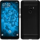 Silicone Case Mi Mix 2 Ultimate black Case