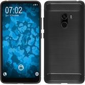 Silicone Case Mi Mix 2 Ultimate gray Case
