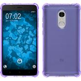 Silicone Case Redmi Note 4 ShockProof purple